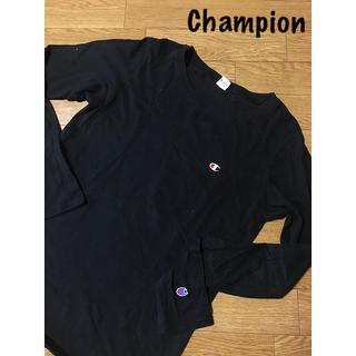 チャンピオン(Champion)のチャンピオンのカットソー!(カットソー(長袖/七分))