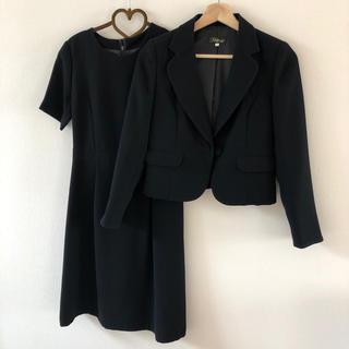 ニッセン(ニッセン)のニッセン プッチージョ 7号 喪服 礼服セット(礼服/喪服)