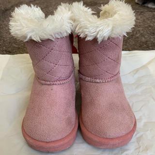 ニシマツヤ(西松屋)の女の子 ブーツ 13cm(ブーツ)