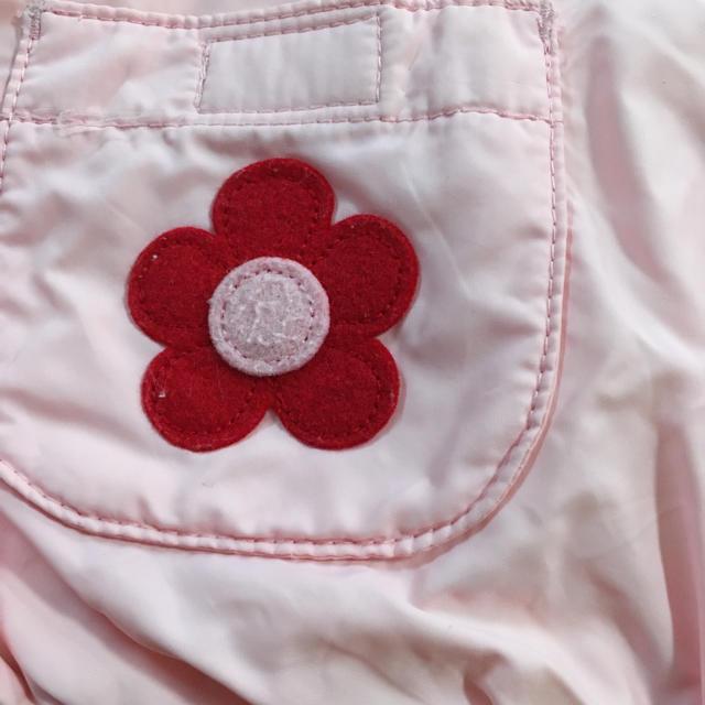 mikihouse(ミキハウス)のミキハウスジャンパー90 キッズ/ベビー/マタニティのキッズ服女の子用(90cm~)(ジャケット/上着)の商品写真