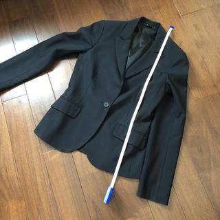セオリー ジャケット 黒 ブラック  2(テーラードジャケット)
