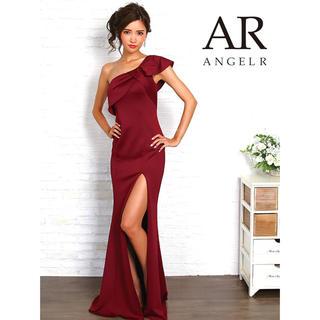 AngelR - angelr リボンモチーフ ワンショルダー ドレス