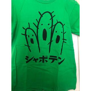 グラニフ(Design Tshirts Store graniph)のDesign T-shirt シャボテン(Tシャツ/カットソー(半袖/袖なし))
