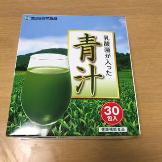 乳酸菌が入った 青汁(青汁/ケール加工食品)