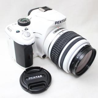 オリンパス(OLYMPUS)の❤️Wi-Fi❤️ペンタックス K-x 一眼レフカメラ(デジタル一眼)
