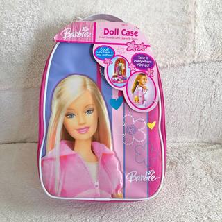 バービー(Barbie)の新品!【バービー】リュックサック▪️人形収納バッグピンク(リュックサック)