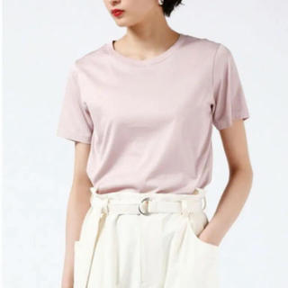 トゥモローランド(TOMORROWLAND)のスタニングルアー  Tシャツ ピンク(Tシャツ(半袖/袖なし))