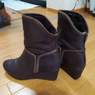 みぽ2001様専用 ビューフォート ブーツ 24.0(ブーツ)