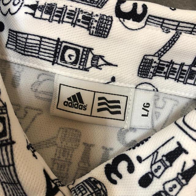 adidas(アディダス)のお値下‼️アディダスゴルフ 半袖ポロシャツ レディース スポーツ/アウトドアのゴルフ(ウエア)の商品写真