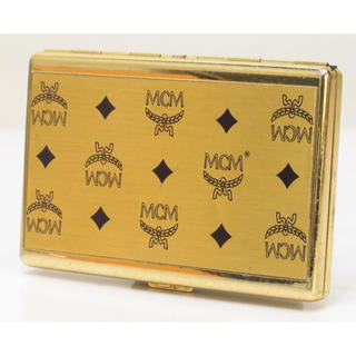 エムシーエム(MCM)のMCM シガレットケース ハードケース エムシーエム(タバコグッズ)
