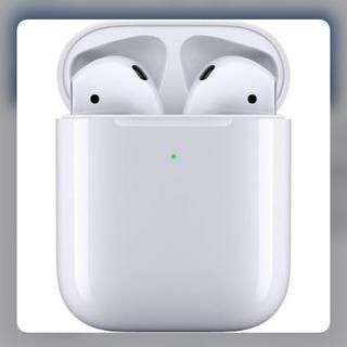 アップル(Apple)のAirPods with Wireless Charging Case(ヘッドフォン/イヤフォン)