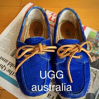UGG - UGG australia   ローファー 23.5-24cm