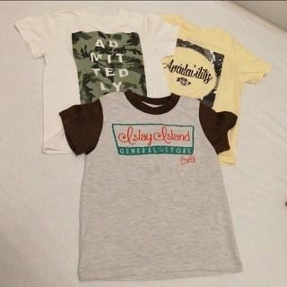 イッカ(ikka)のイッカ☆Tシャツ3枚セット 100㎝(Tシャツ/カットソー)