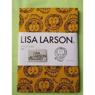 リサラーソン(Lisa Larson)のリサラーソン Lisa Larson 手芸用生地 Lion ライトブラウン(生地/糸)