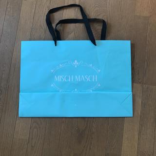 ミッシュマッシュ(MISCH MASCH)のミッシュマッシュ 大判紙袋(ショップ袋)