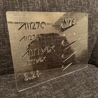 ナイキ(NIKE)のAir Max Day   ナイキ NY限定 ステンシル(その他)