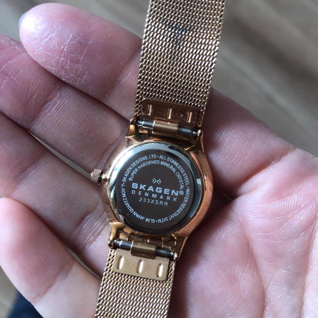 SKAGEN(スカーゲン)の腕時計 レディースのファッション小物(腕時計)の商品写真