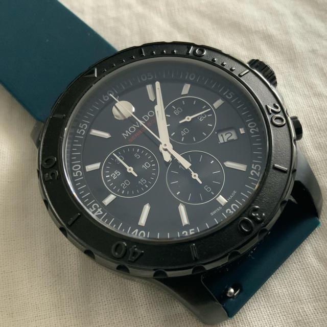 ロレックス スーパー コピー 時計 本社 、 MOVADO - MOVADO series 800 メンズ 腕時計 クロノグラフの通販