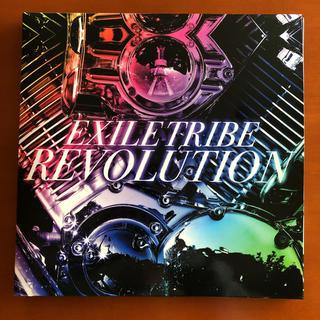 エグザイル トライブ(EXILE TRIBE)のEXILE TRIBE REVOLUTION(ミュージック)