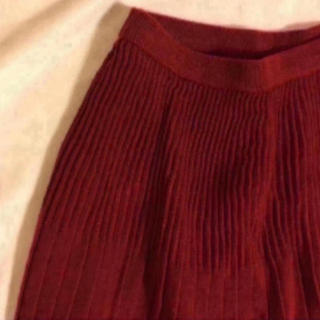 Lochie - ニットプリーツスカート