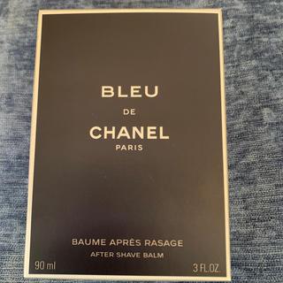 シャネル(CHANEL)のタミオ様 ブルー ドゥ シャネル アフターシェイブ モイスチャライザー(乳液/ミルク)