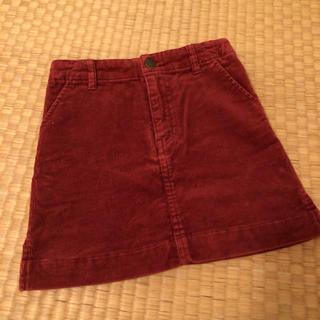 ラルフローレン(Ralph Lauren)のラルフローレン コーデュロイスカート(スカート)