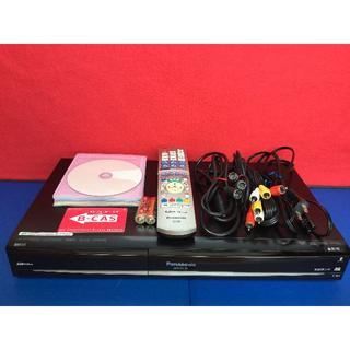 Panasonic - Panasonic HDD搭載DVDレコーダー DMR-XW120  W録画