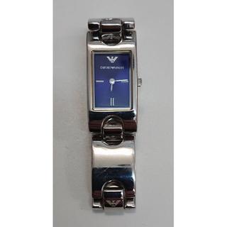 エンポリオアルマーニ(Emporio Armani)のEMPORIO ARMANI クォーツ 時計 AR-5401 動作〇 4193(腕時計)