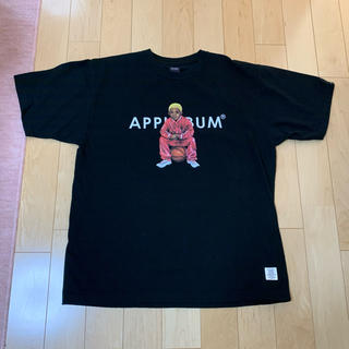 APPLEBUM - Applebum wormboy away t-shirt XL 新品