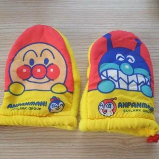 スカイラーク(すかいらーく)のアンパンマン手袋(手袋)