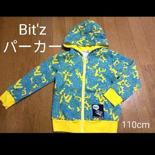 ビッツ(Bit'z)のBit'z 110cm パーカー(ジャケット/上着)