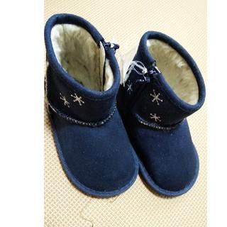 familiar - familiar ブーツ 13センチ 新品