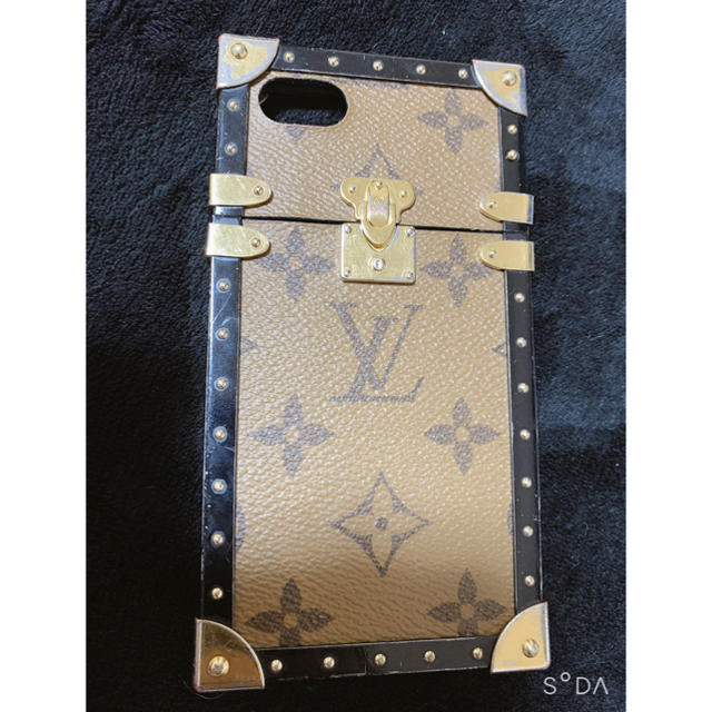 chanel iphoneケース パロディ 、 LOUIS VUITTON - ルイヴィトン アイトランクの通販 by r|ルイヴィトンならラクマ