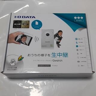 アイオーデータ(IODATA)の100万画素CMOSセンサー Qwatch  TS-WRLC(防犯カメラ)