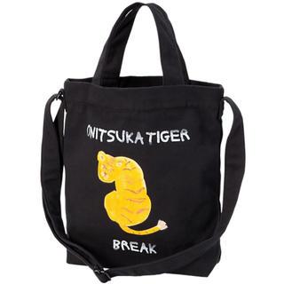 Onitsuka Tiger - オニツカタイガー TIGER TOTE キャンバスショルダーバッグ