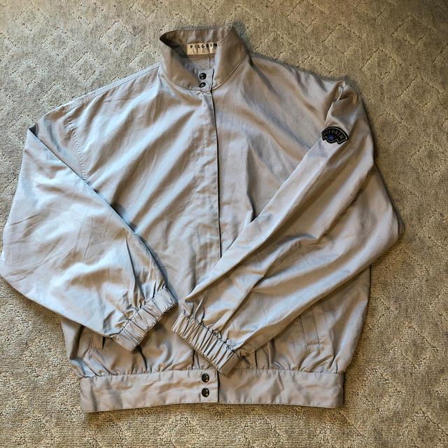 TOMORROWLAND(トゥモローランド)のトゥモローランド 春先 ジャケット ジャンバー Mサイズ 袖太め 美品 レディースのジャケット/アウター(ブルゾン)の商品写真