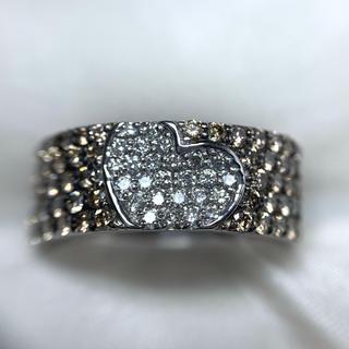 ポンテヴェキオ(PonteVecchio)のポンテヴェキオ ダイヤモンド ハートリング(リング(指輪))