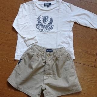 Ralph Lauren - ☆RALPH LAUREN 半ズボン size100☆