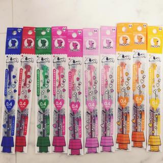 ハイテック(HI-TEC)のハイテックcコレト スヌーピー   レフィル 10本 まとめ売り(ペン/マーカー)