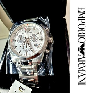エンポリオアルマーニ(Emporio Armani)の新品未使用 エンポリオ・アルマーニ AR6013(腕時計(アナログ))