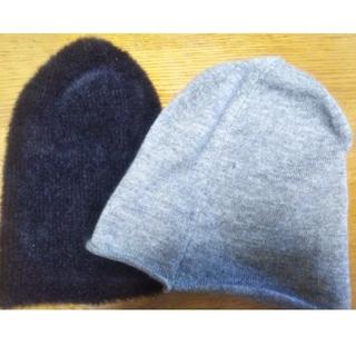 ザラ(ZARA)のザラ ニット帽(ニット帽/ビーニー)
