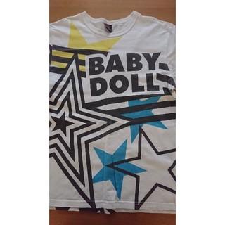 ベビードール(BABYDOLL)のBABYDOLL ベビードール Tシャツ(Tシャツ/カットソー(半袖/袖なし))