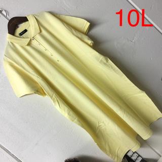 ニッセン - 10L半袖ポロチュニック