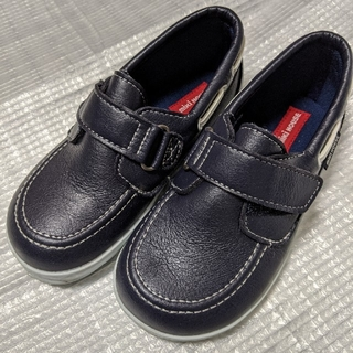 ミキハウス(mikihouse)の中古美品ミキハウス靴18cm卒園式、入学、フォーマル(フォーマルシューズ)