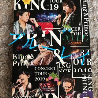 Johnny's - King&Prince@2019Blu-ray dvd(初回限定盤)キンプリ