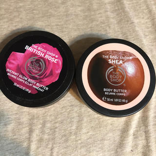 THE BODY SHOP - THE BODY SHOP ボディバターセット