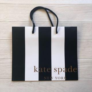ケイトスペードニューヨーク(kate spade new york)のケイトスペード 紙袋 手提げ袋 ショップ袋 ショッパー(ショップ袋)