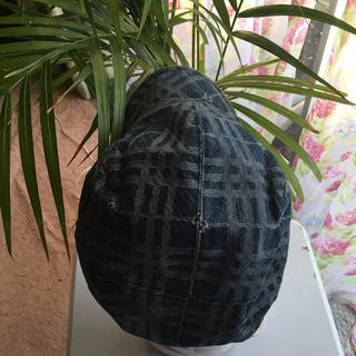 バーバリー(BURBERRY)のバーバリーロンドンハンチング(ハンチング/ベレー帽)