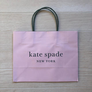 ケイトスペードニューヨーク(kate spade new york)のケイトスペード ショップ袋 ショッパー 紙袋 手提げ袋(ショップ袋)