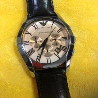 エンポリオアルマーニ(Emporio Armani)のエンポリオアルマーニ 腕時計 メンズ(腕時計(アナログ))